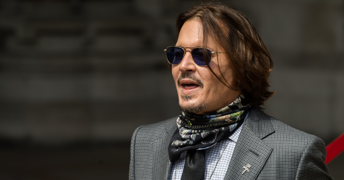 Johnny Depp Won't Shoot A Film With This Iconic Actor