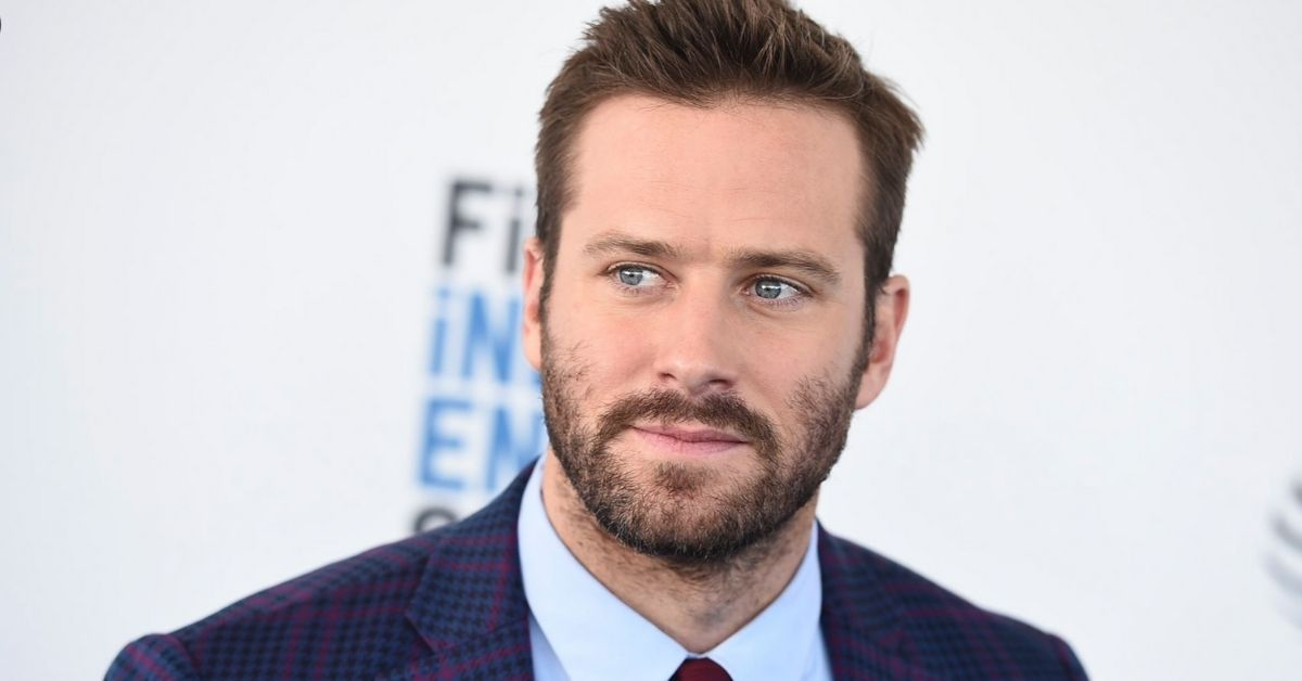 Armie Hammer Checks Into Treatment Facility After Cannibalism Accusations