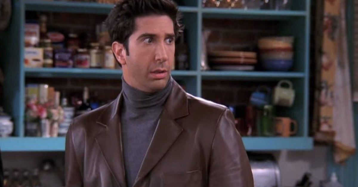 David Schwimmer Had Problems Working With This 'Friends' Co-Star