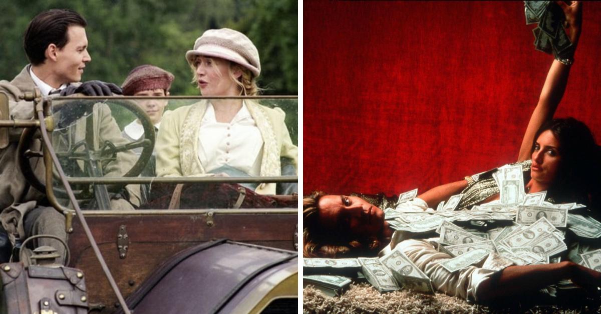 How Penelope Cruz And Kate Winslet Fell Victim To Johnny Depp's Pranks