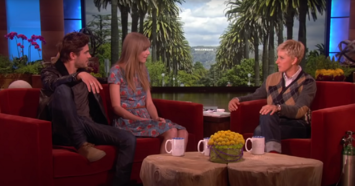 Zac Efron And Taylor Swift Exposed Ellen On Her Own Show Years Ago