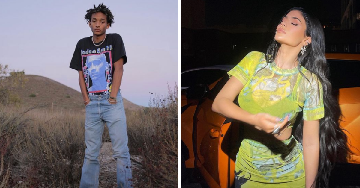 Jaden Smith And Kylie Jenner Used To Date, But Why Did They Call It Quits?