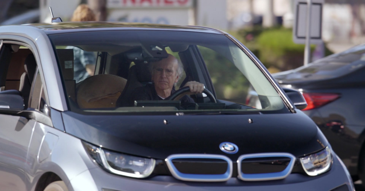 Here's How Larry David Spends His $400 Million Net Worth
