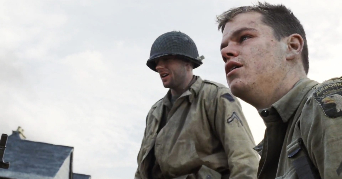 Matt Damon Wasn't Popular With His Cast Behind The Scenes During 'Saving Private Ryan'