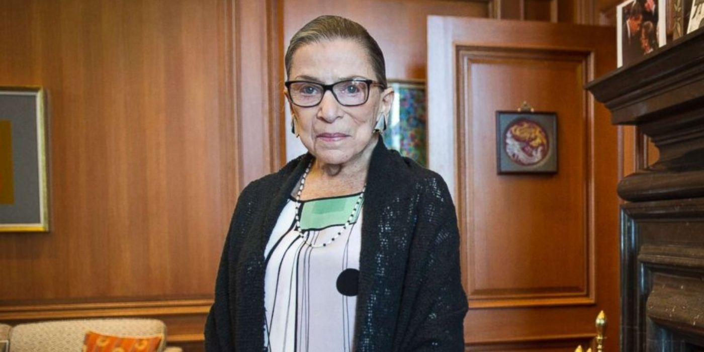 Ruth Bader Ginsburg's Will Left Money To Someone Surprising
