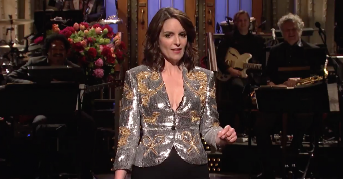"""Tina Fey Called This Reality Star """"Awful"""" During Her 'SNL' Appearance"""