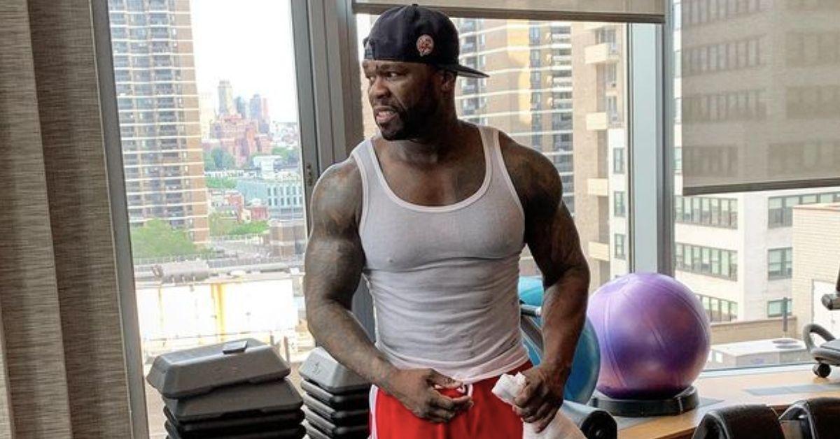 50 cent bodybuilding Big On