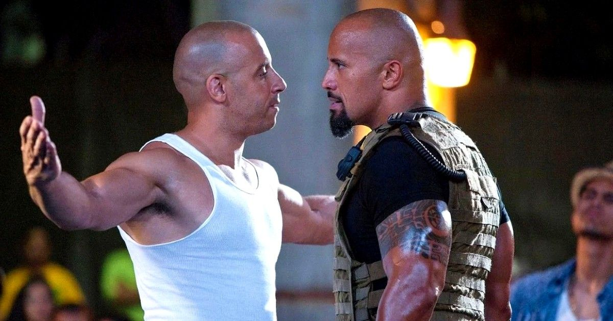 The Truth About Vin Diesel And Dwayne Johnson's Relationship