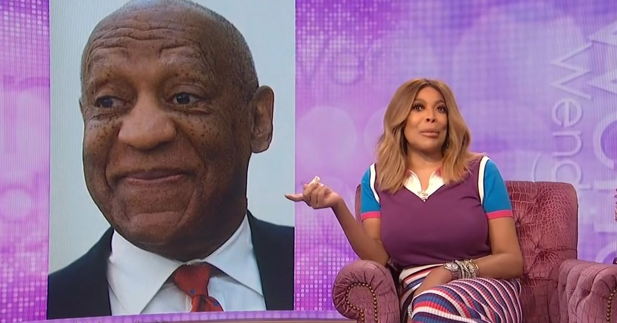 Bill Cosby Tried To Get Wendy Williams Fired From Her Radio Show