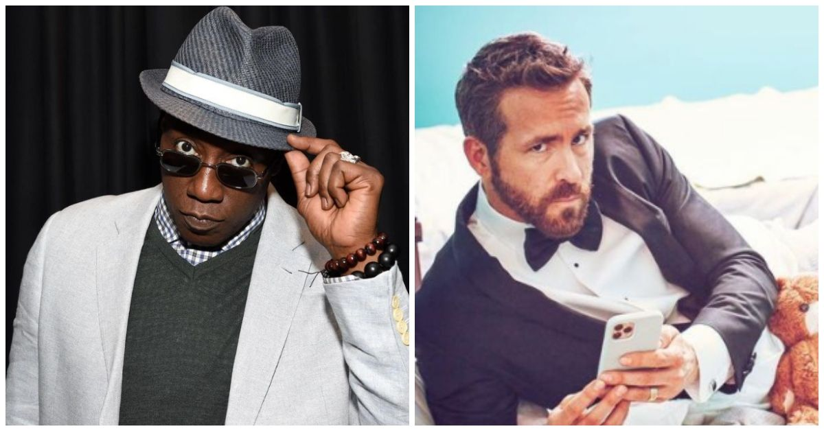 The Truth Behind Ryan Reynolds' And Wesley Snipes' Relationship