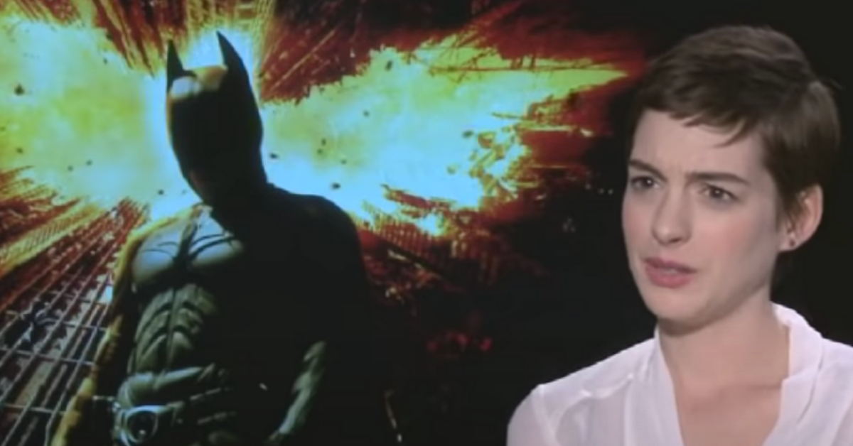 Here's Why Fans Are Bothered By Anne Hathaway's Interview With Extra