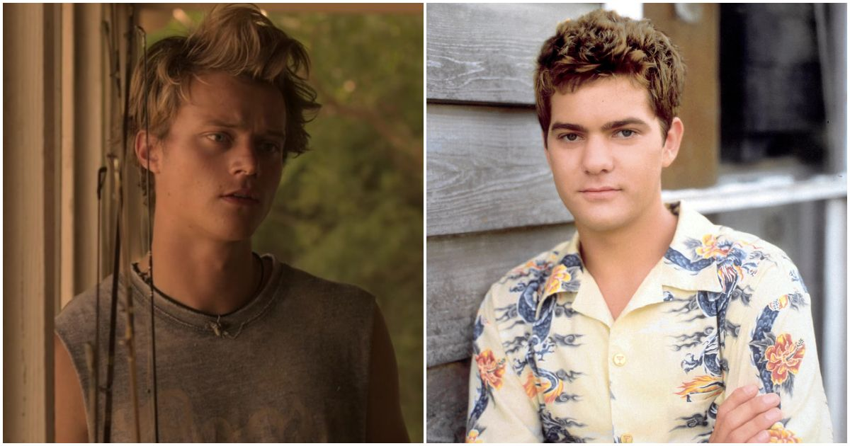 Fans Are Comparing This 'Outer Banks' Character To Fan Favorite 'Dawson's Creek' Character Pacey Witter