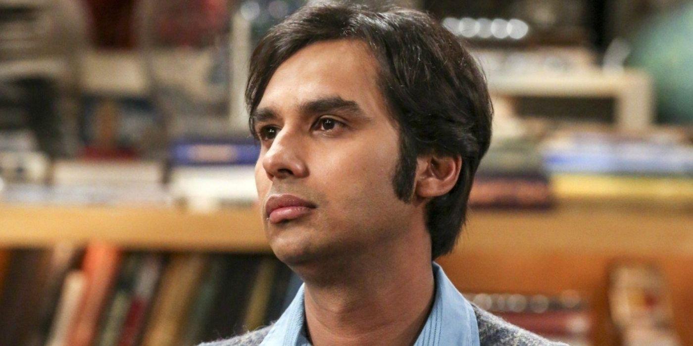 Even Kunal Nayyar Agrees That 'Big Bang Theory' Treated Raj Poorly