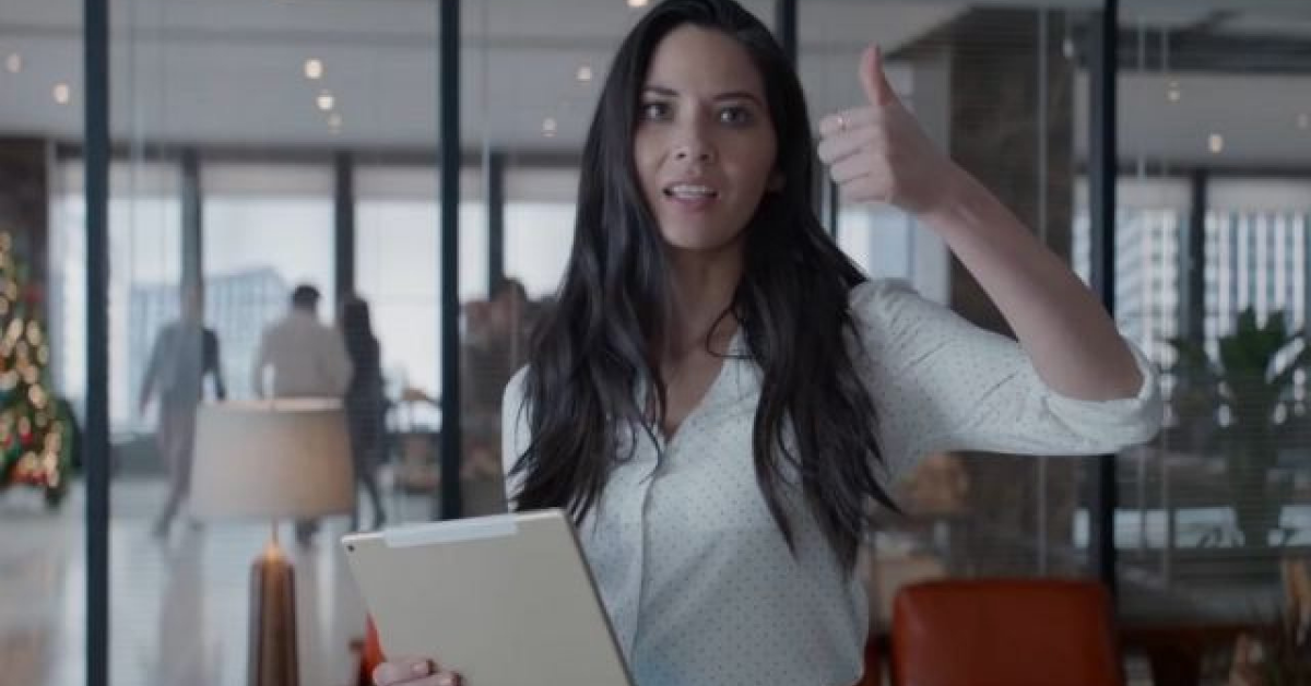 The Truth About Olivia Munn's Role In 'Iron Man 2'