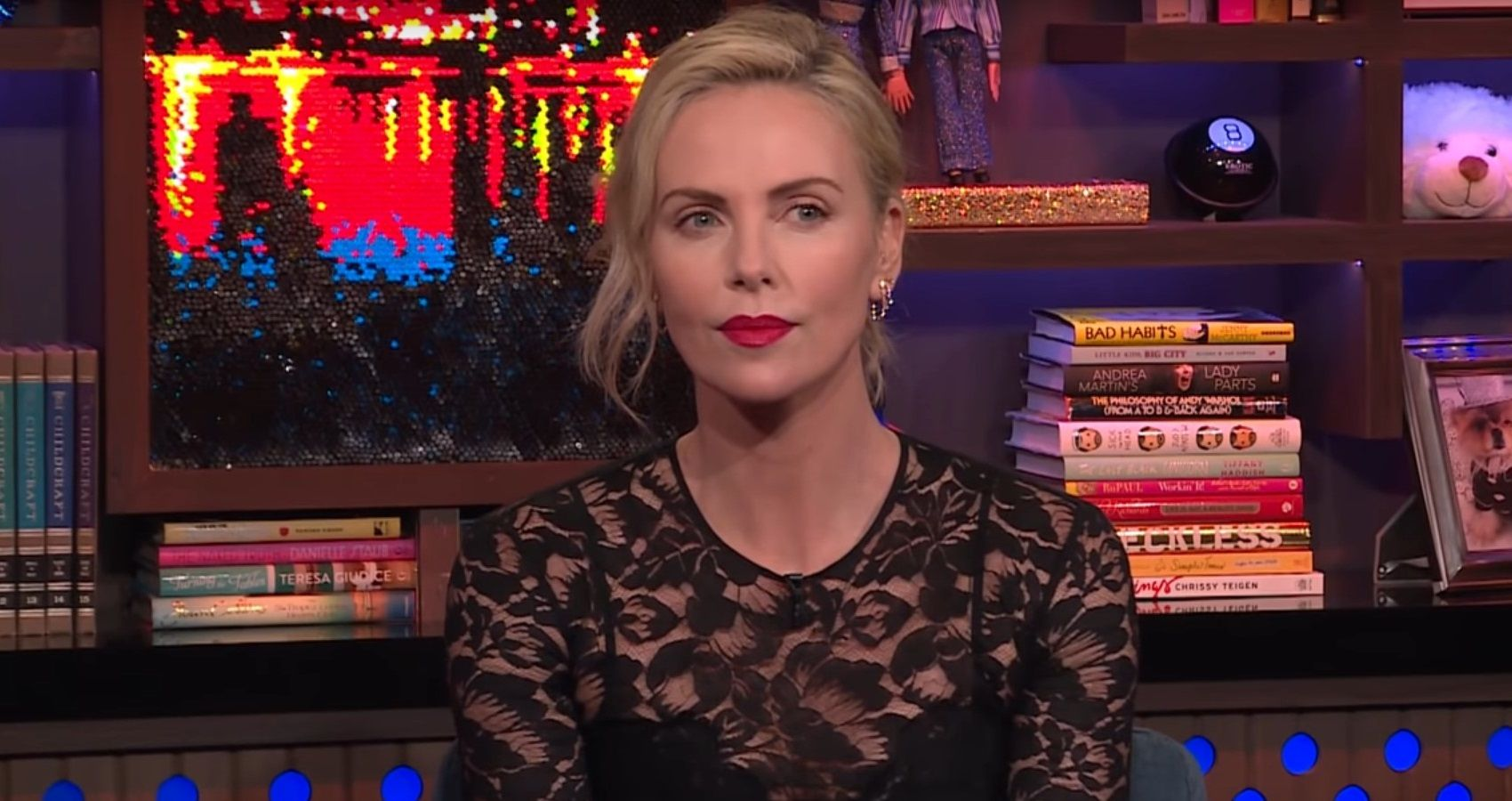Charlize Theron Lied About Her Past For Years And Fans Are Shocked