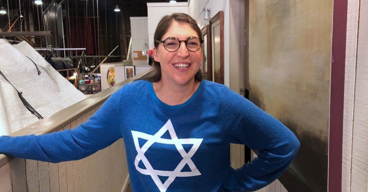 Some Fans Are Angry About Mayim Bialik's Tattoo, Here's Why