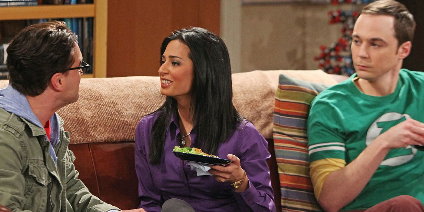 Fans Say 'Big Bang Theory' Left A Plot Hole With Priya