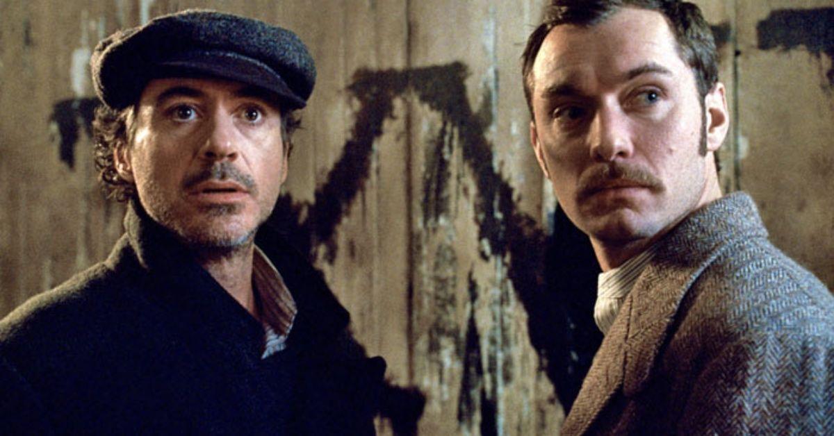 'Sherlock Holmes 3': How Robert Downey Jr. Feels About Johnny Depp Being The Villain