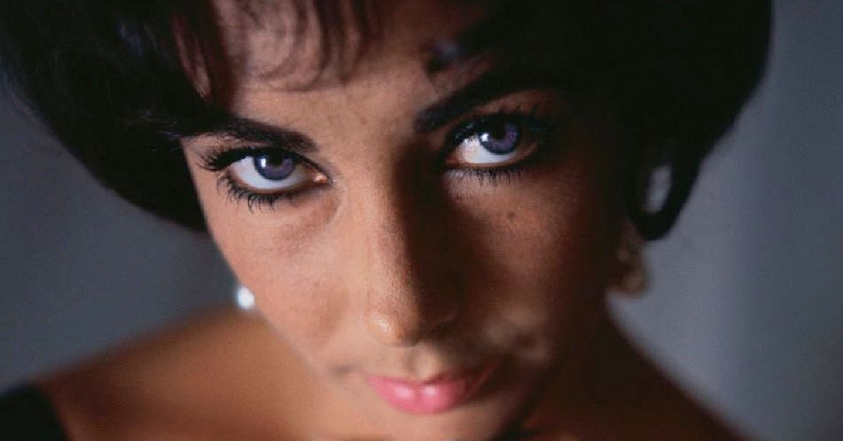 The Truth About Elizabeth Taylor's Mysterious Eye Color