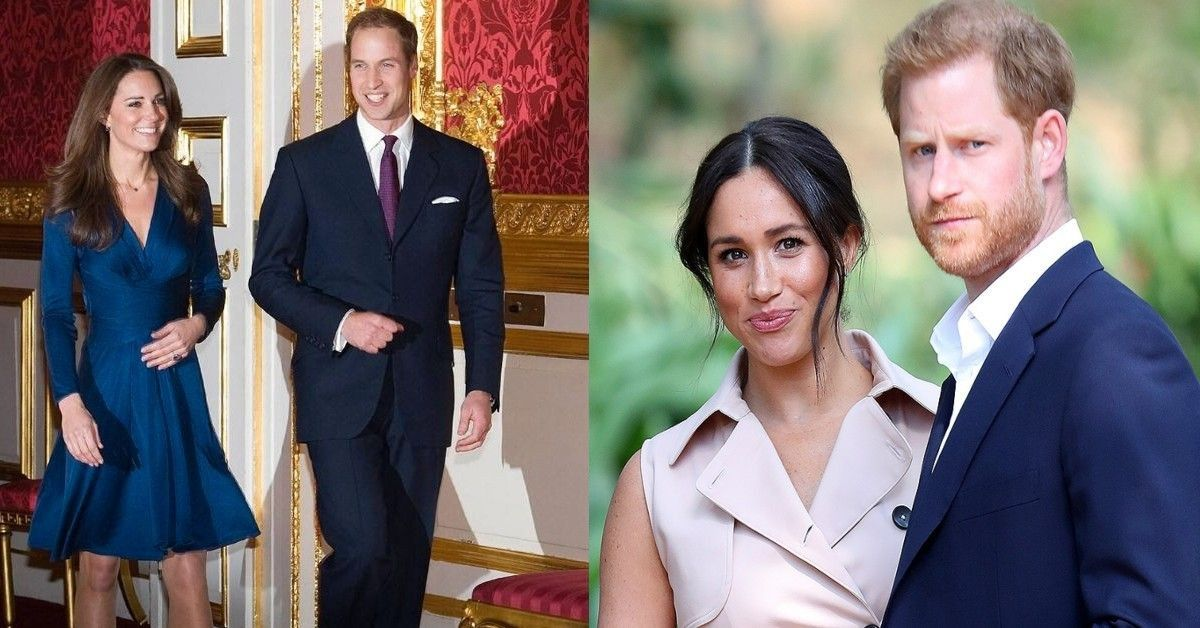 Prince William And Kate Allegedly Mistreated Prince Harry And Meghan Long Before The Royal Feud