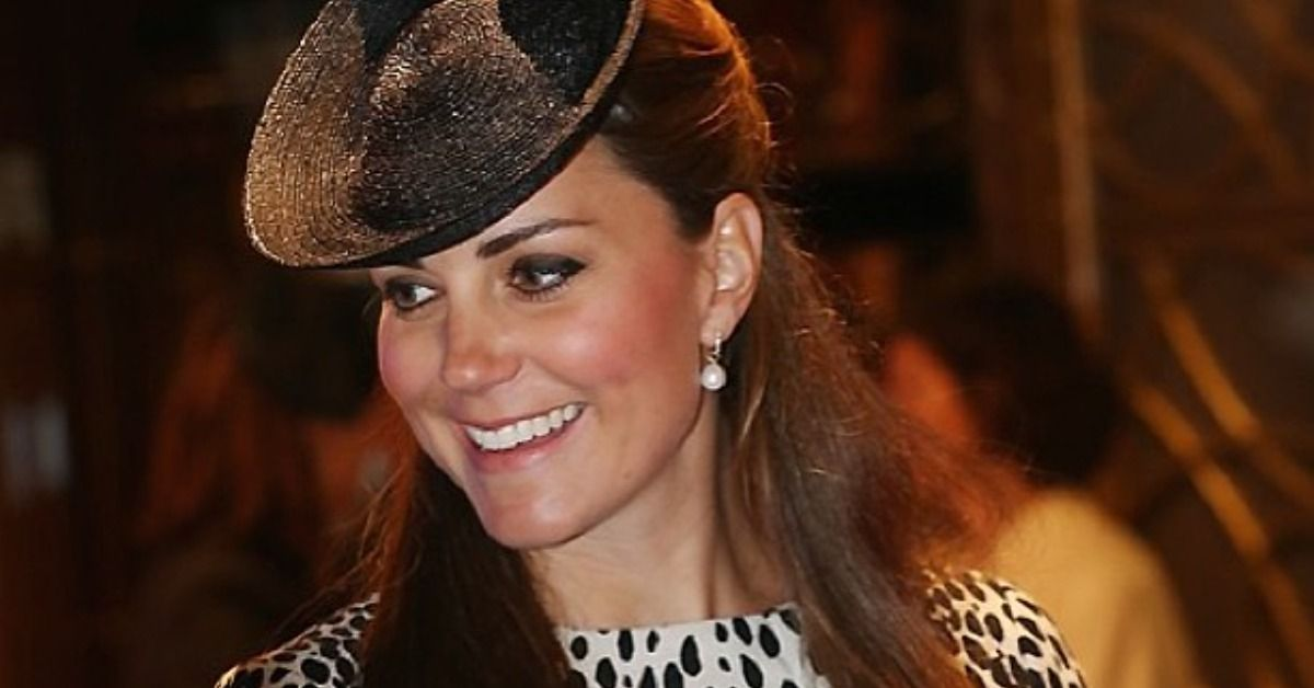 Twitter Is Outraged Following Kate Middleton's Latest Tweet