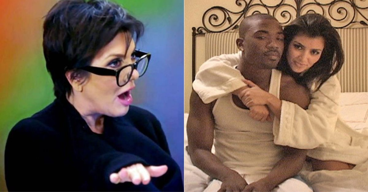 Kris Jenner Comes To The Rescue After Rumors Of New Kim Sex Tape Emerge