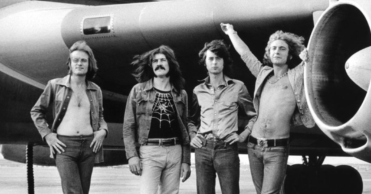 Led Zeppelin Wishes They Were Best-Known For This Song