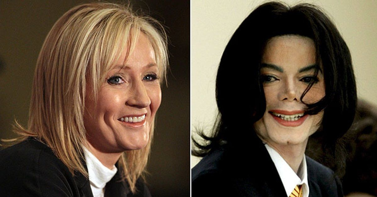 The World Almost Got A Michael Jackson and 'Harry Potter' Crossover, Here's Why
