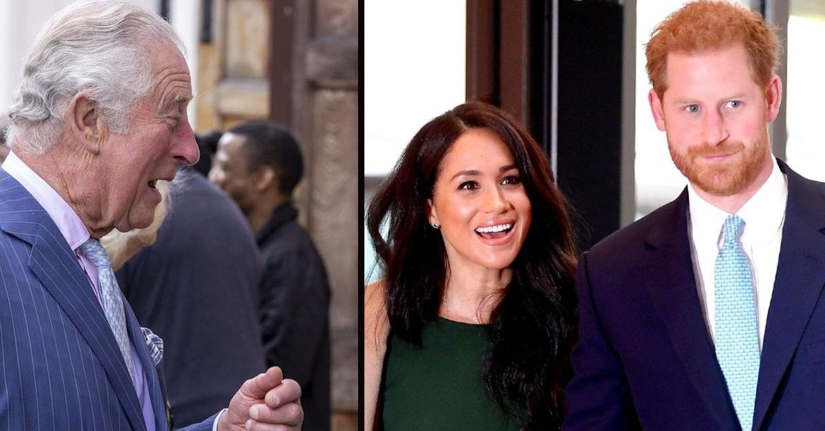 Fans Mock 'Incredibly Sad' Prince Charles Over Not Meeting Prince Harry And Meghan Markle's Daughter