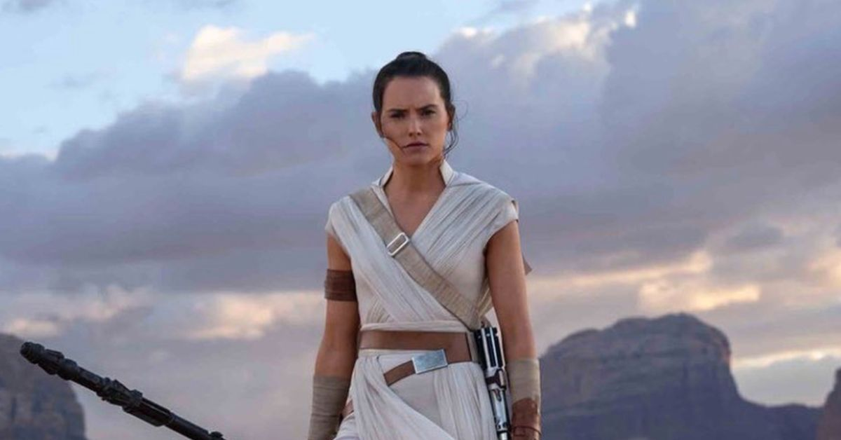 The Real Reason Fans Hated Rey In The 'Star Wars' Sequels