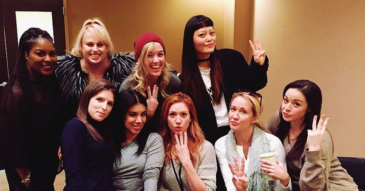 How Close Are The 'Pitch Perfect' Girls Today?