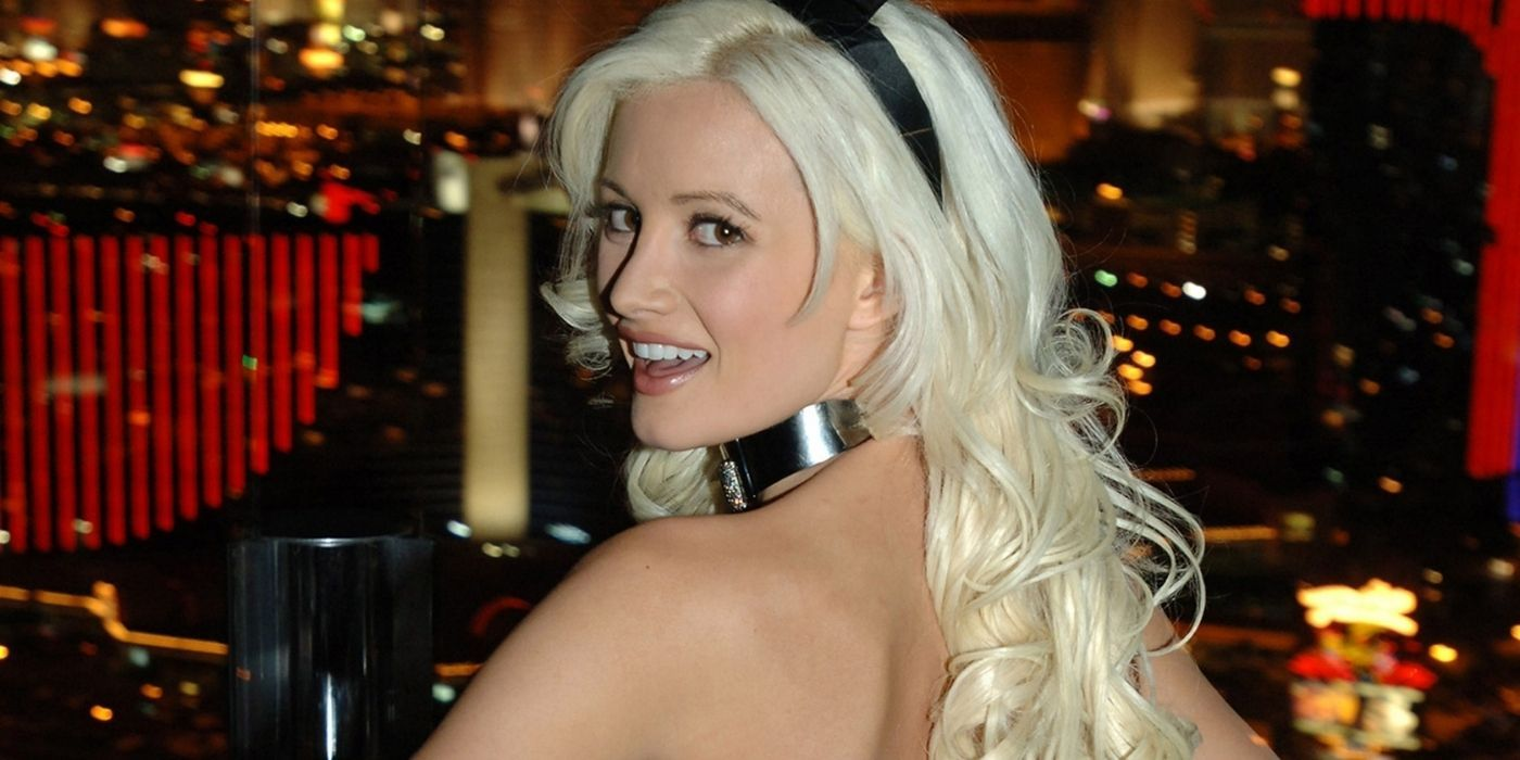 Hugh Hefner's Ex Holly Madison Used To Want This Career