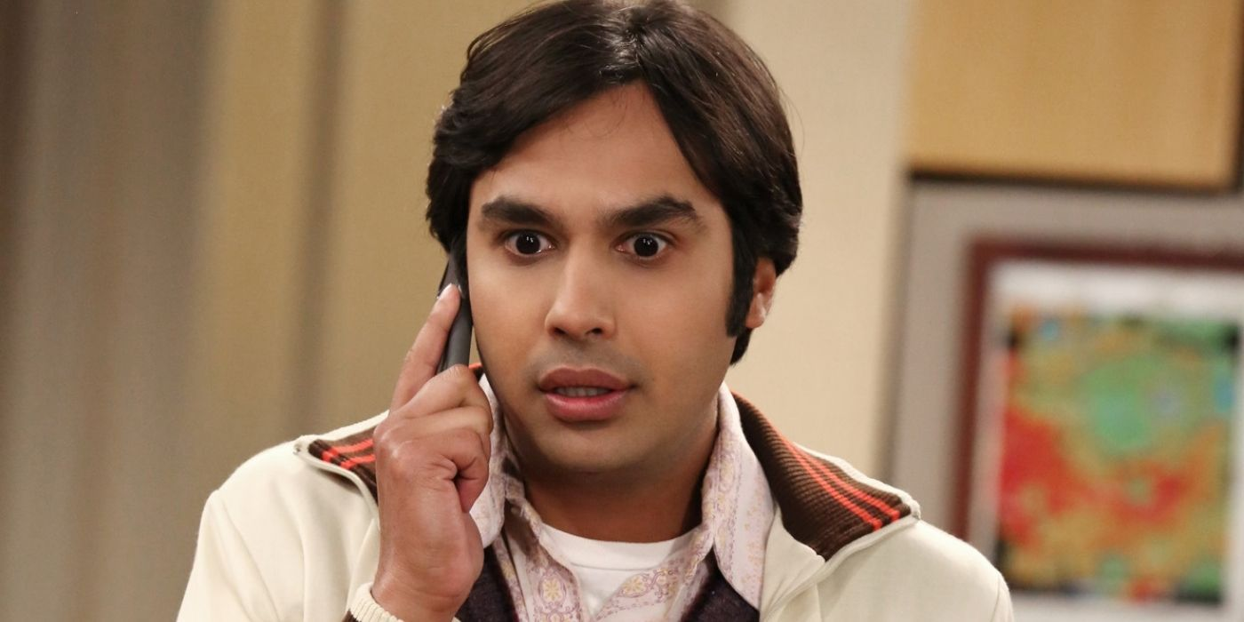 Kunal Nayyar Had To Fake This One Thing On 'Big Bang Theory'