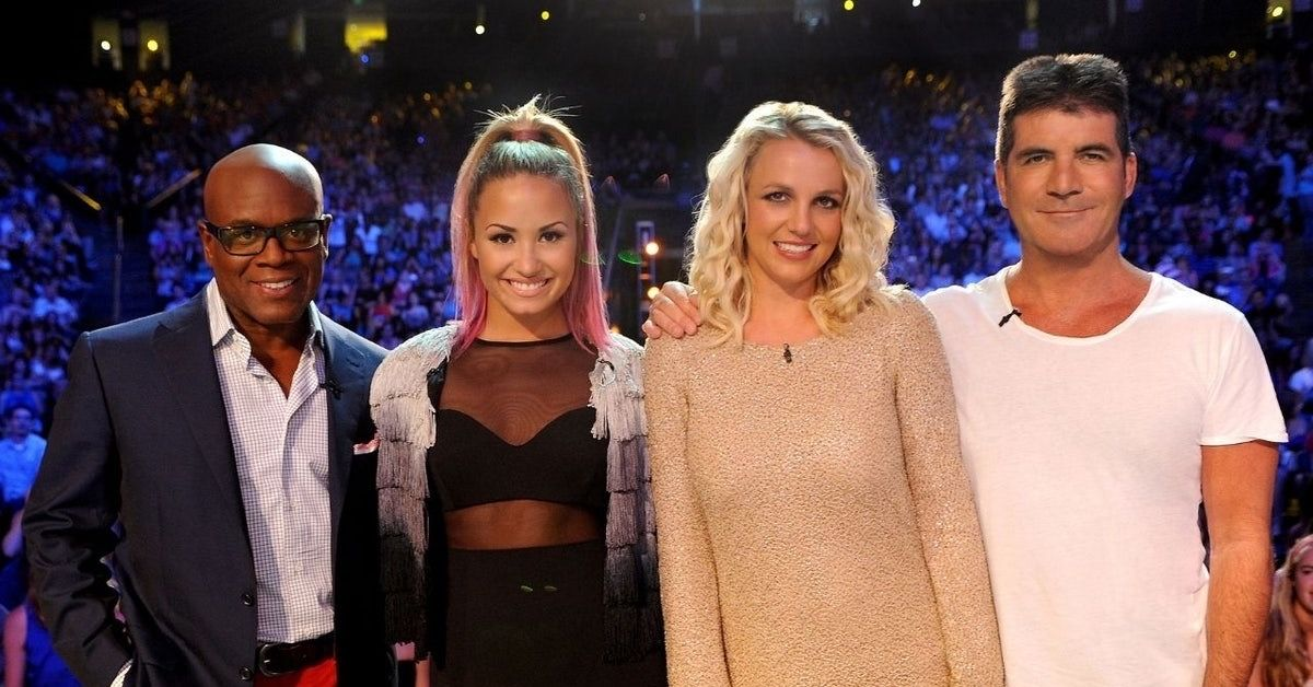 How Much Did Britney Spears Make For One Season Of 'The X Factor'?