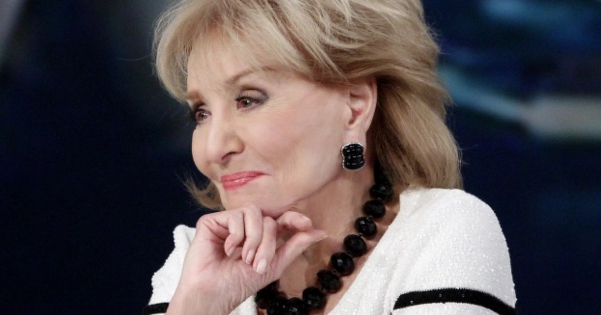 What Has Barbara Walters Been Up To Since Leaving 'The View'?