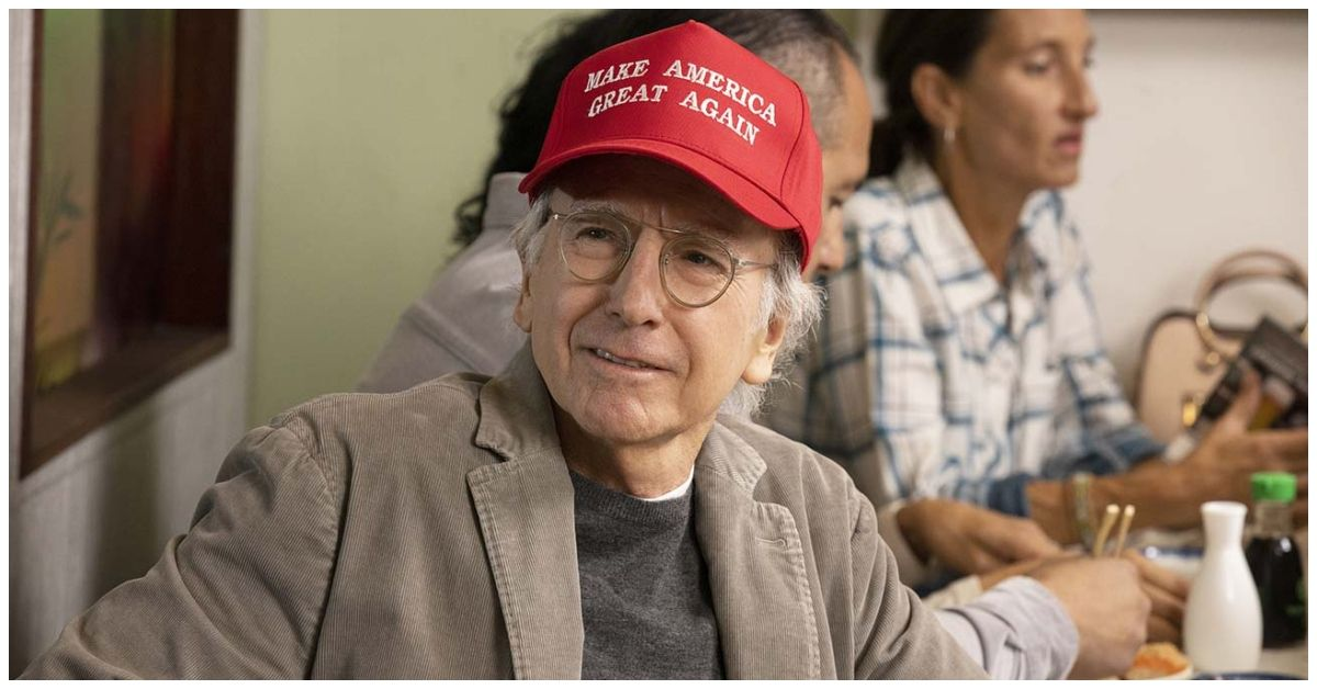 Larry David Got Into An Altercation With His Famous Friend Turned Trump Supporter