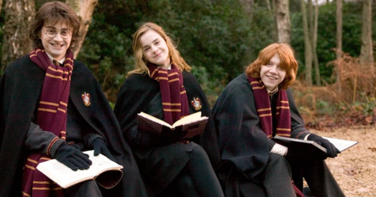 The Real Reason Why The 'Harry Potter' Trio Didn't Hang Out Outside Of Work
