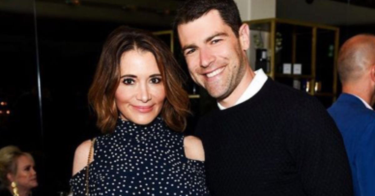 Everything We Know About Max Greenfield's Wife, Tess Sanchez