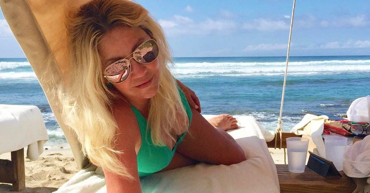 This Is How Heather Locklear Is Staying In Shape At 60-Years-Old