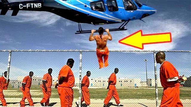 10 Craziest Prison Escapes You Won't Believe